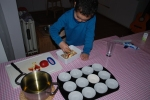 Making Bird Cakes
