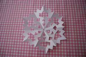 Snowflake creation