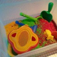 Sandbox? No, it's a ricebox.
