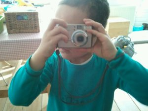 Photographer to be