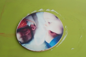 Making Photo Coasters. A lovely idea for a present. - The Art of Home Education