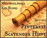 Pinterest Scavenger Hunt