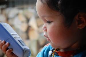 Examining the baby monitor