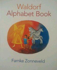 Waldorf Alphabet Book - Giveaway