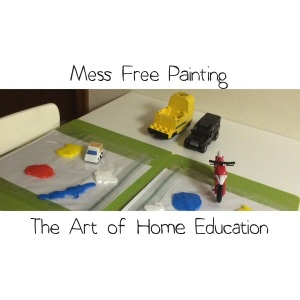 13 Creative Activities with Stuff you have in and around the House http://theartofhomeeducation.com