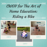 Parenting Riding a Bike http://theartofhomeeducation.com